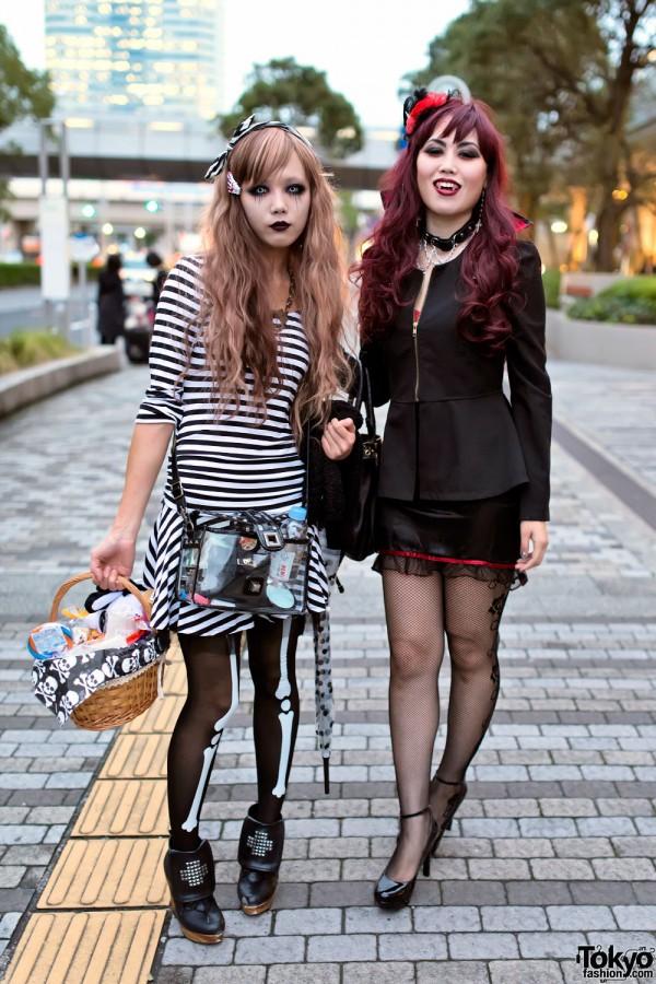 VAMPS Halloween Party Costumes in Tokyo (82)