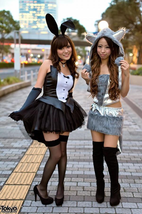 VAMPS Halloween Party Costumes in Tokyo (84)