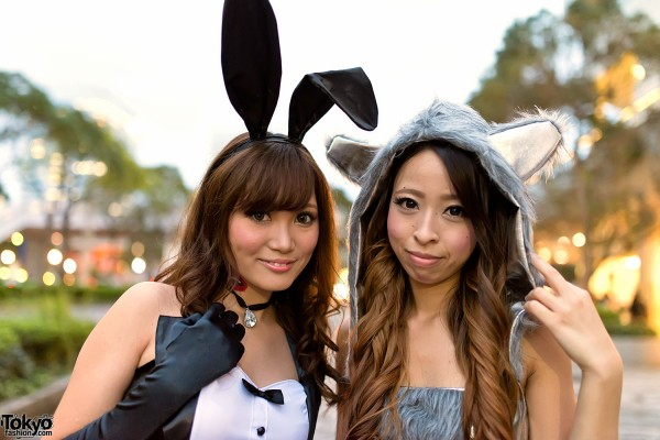 VAMPS Halloween Party Costumes in Tokyo (85)