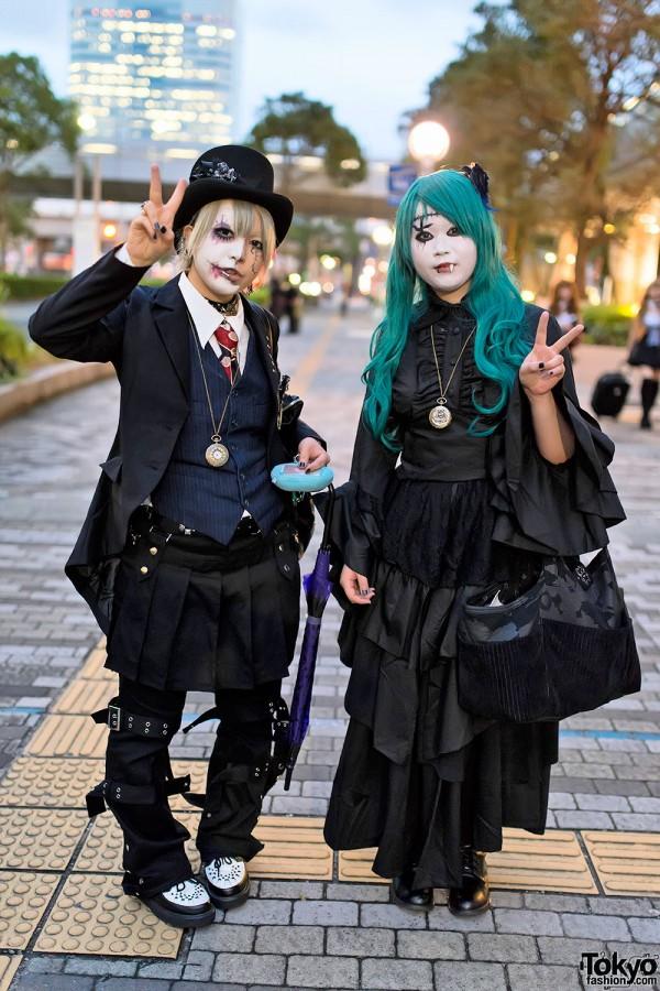 VAMPS Halloween Party Costumes in Tokyo (88)