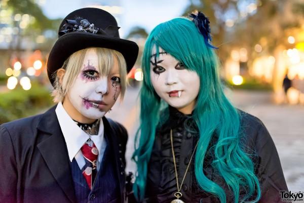 VAMPS Halloween Party Costumes in Tokyo (89)