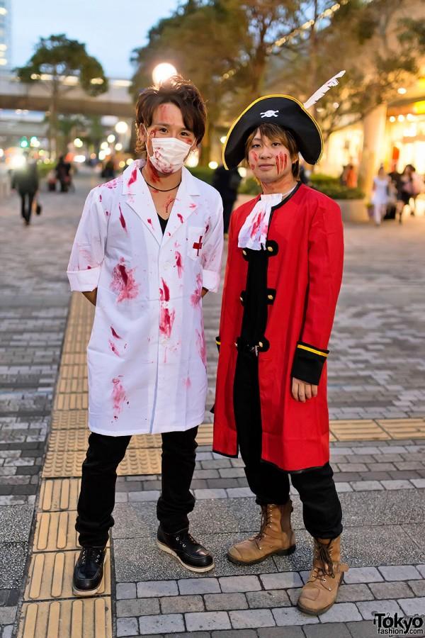 VAMPS Halloween Party Costumes in Tokyo (90)