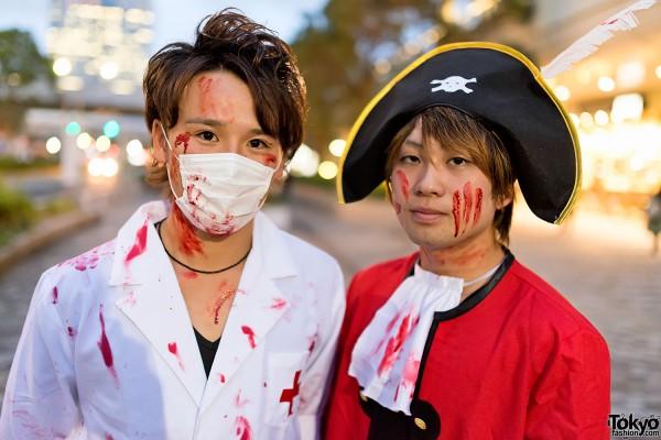 VAMPS Halloween Party Costumes in Tokyo (91)
