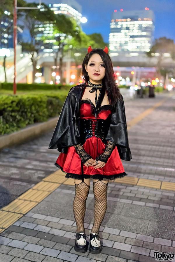 VAMPS Halloween Party Costumes in Tokyo (92)