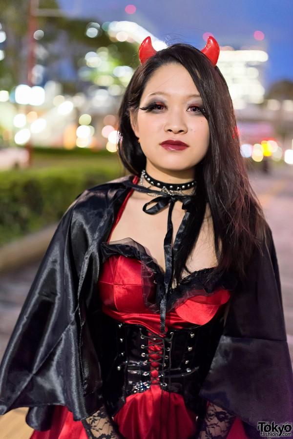 VAMPS Halloween Party Costumes in Tokyo (93)