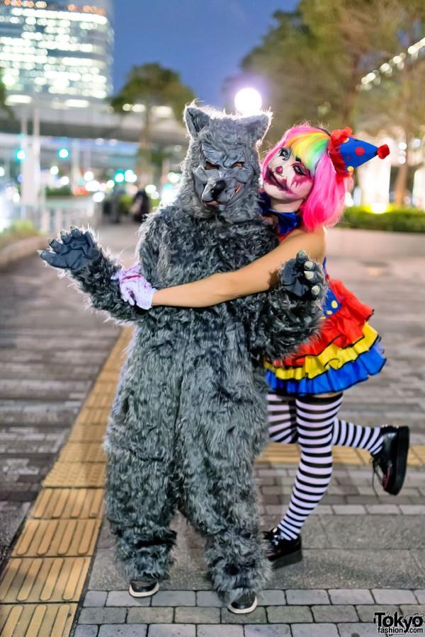 VAMPS Halloween Party Costumes in Tokyo (94)