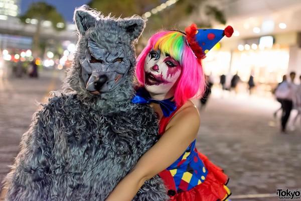 VAMPS Halloween Party Costumes in Tokyo (95)