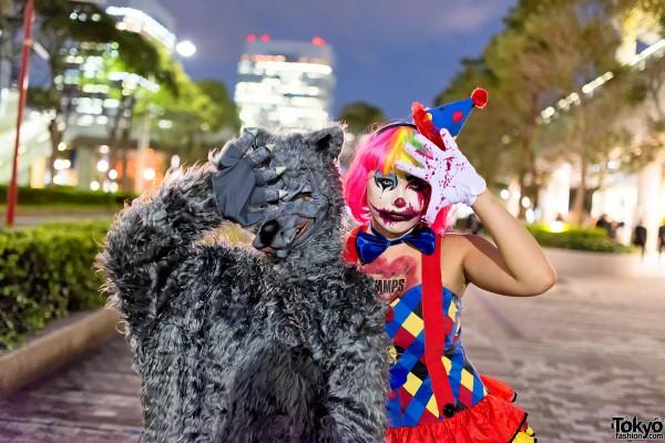 VAMPS Halloween Party Costumes in Tokyo (96)