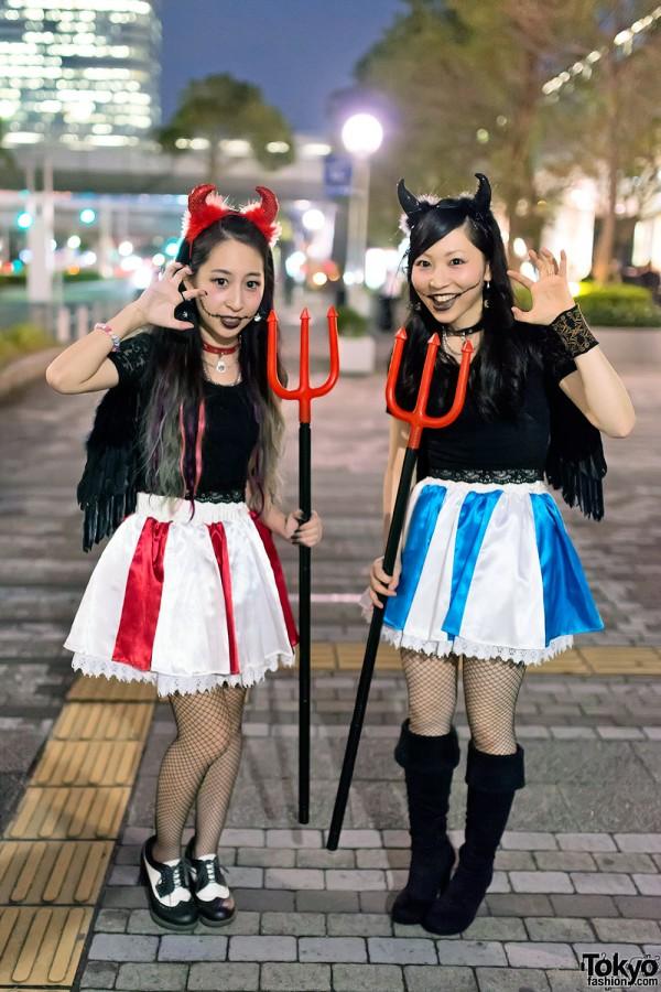 VAMPS Halloween Party Costumes in Tokyo (97)