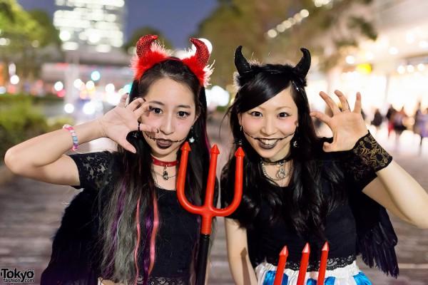 VAMPS Halloween Party Costumes in Tokyo (98)