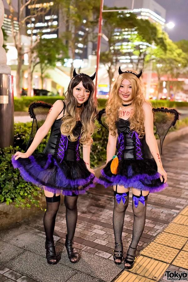 VAMPS Halloween Party Costumes in Tokyo (99)