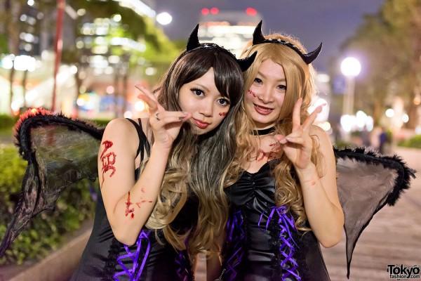 VAMPS Halloween Party Costumes in Tokyo (100)