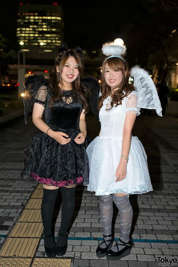 VAMPS Halloween Party Costumes in Tokyo (103)