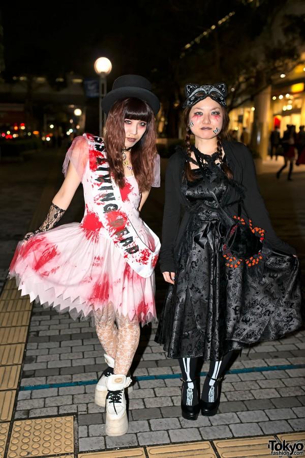 VAMPS Halloween Party Costumes in Tokyo (105)