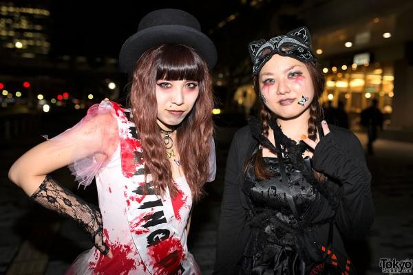 VAMPS Halloween Party Costumes in Tokyo (106)