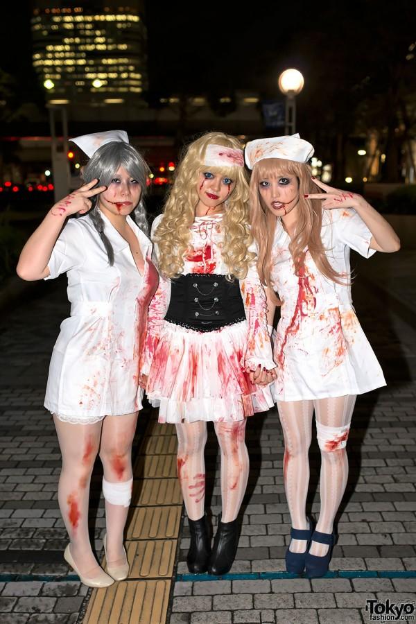 VAMPS Halloween Party Costumes in Tokyo (107)