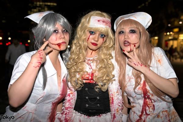VAMPS Halloween Party Costumes in Tokyo (108)