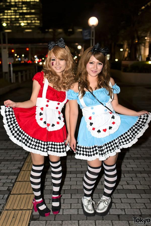 VAMPS Halloween Party Costumes in Tokyo (109)