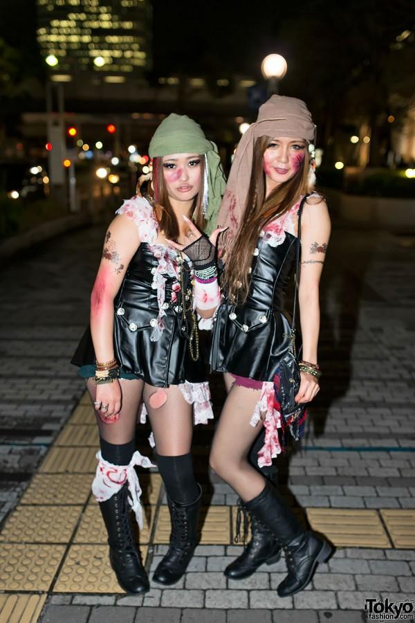 VAMPS Halloween Party Costumes in Tokyo (113)