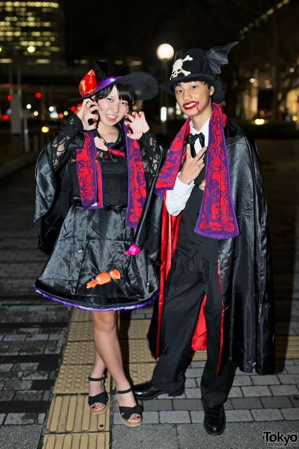 VAMPS Halloween Party Costumes in Tokyo (115)