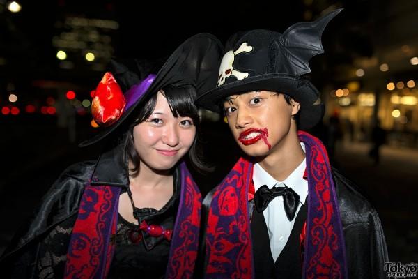 VAMPS Halloween Party Costumes in Tokyo (116)