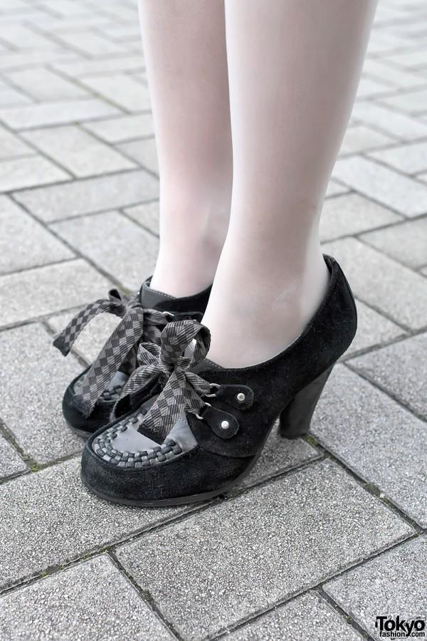 Cute Betsey Johnson Heels