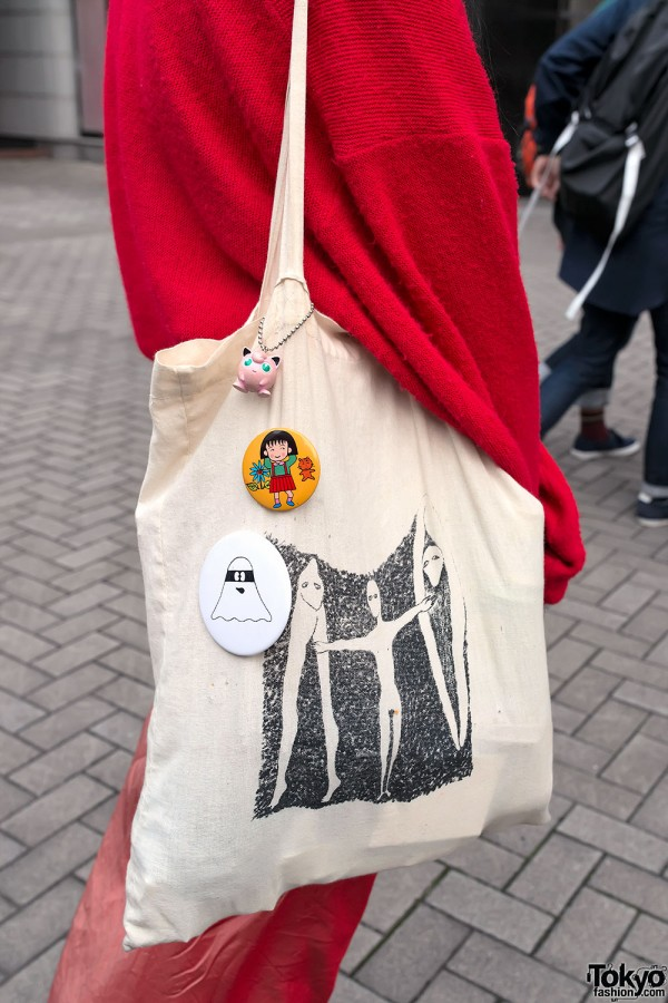 Kuro Benz Tote Bag
