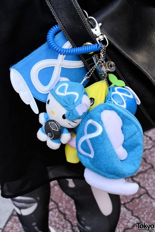 Hello Kitty Charms in Koenji