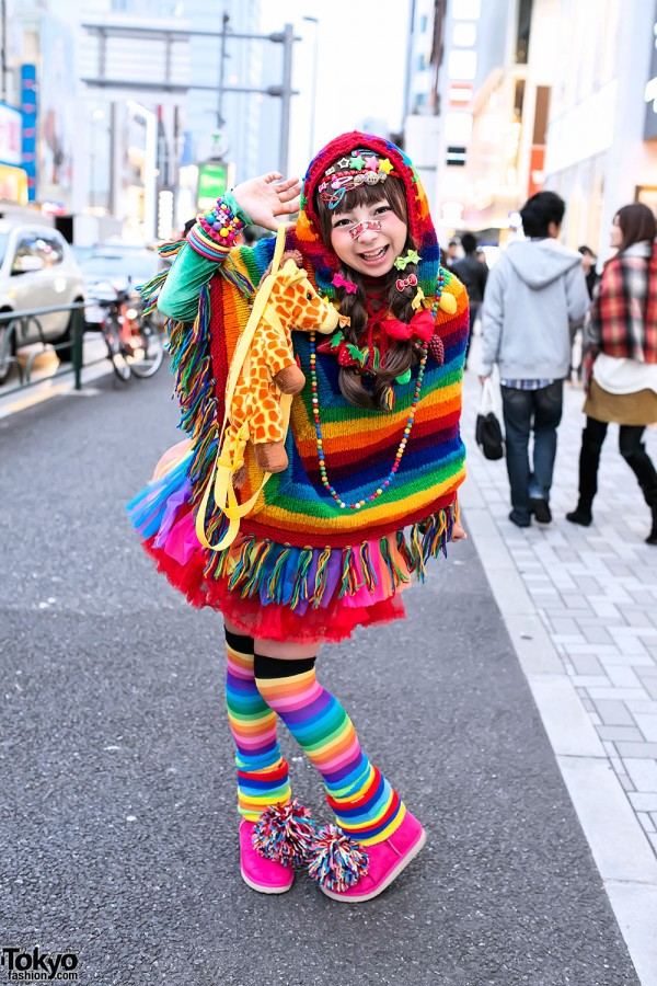 Kawaii Harajuku Decora Fashion