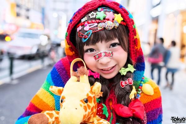 Kawaii Harajuku Decora Style