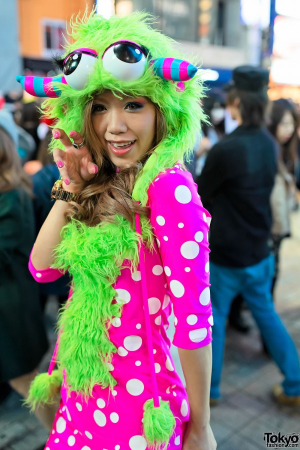 Japan Halloween Costumes (12)