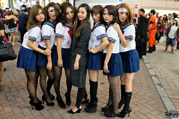 Japan Halloween Costumes (16)