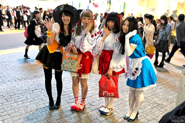 Japan Halloween Costumes (27)