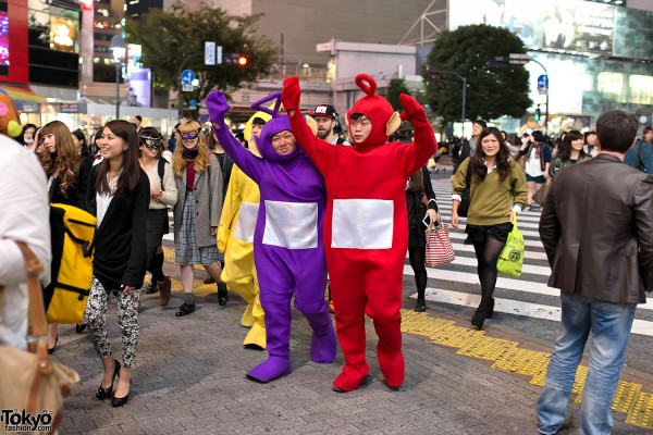 Japan Halloween Costumes (28)