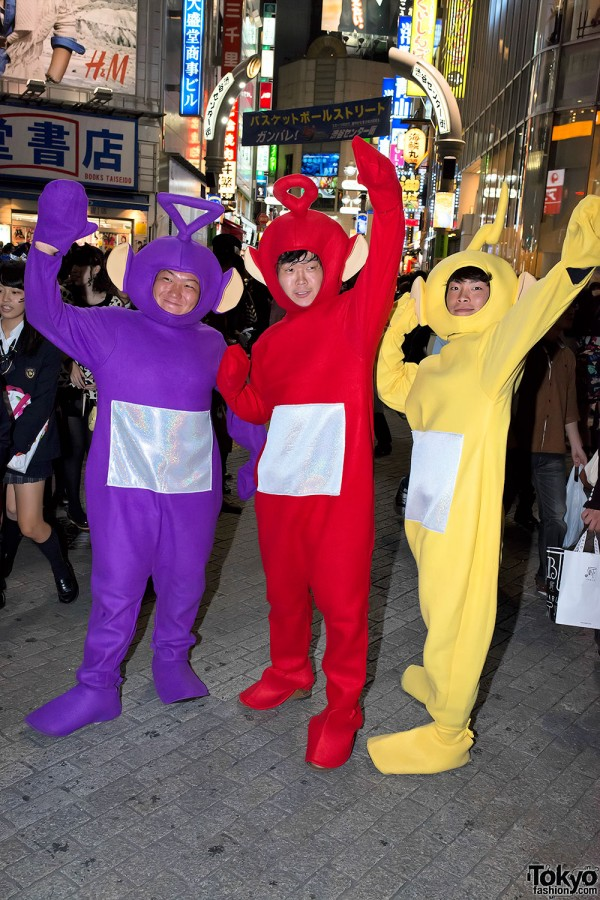 Japan Halloween Costumes (29)