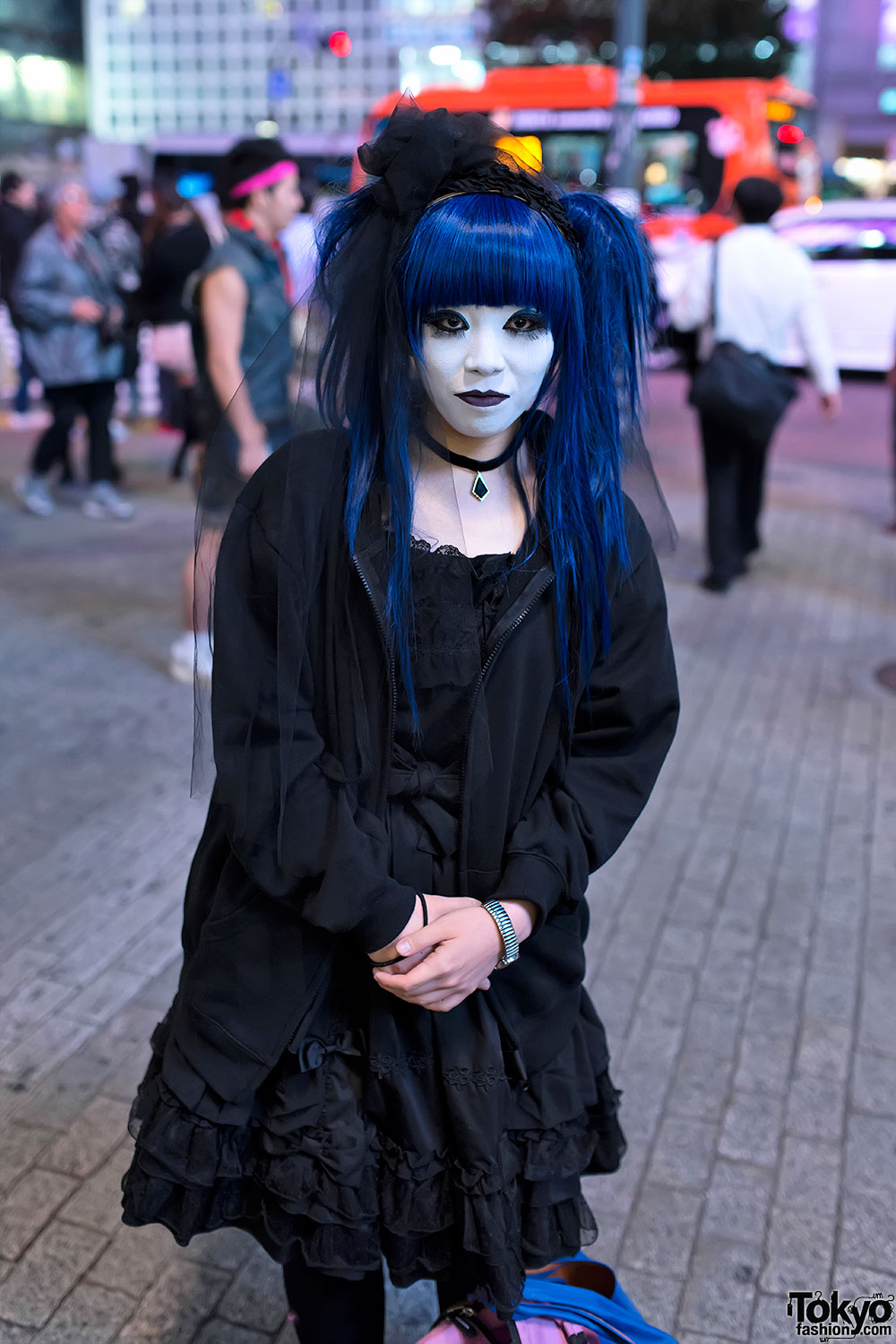Japan Halloween Costumes - Pictures & Video From Tokyo!