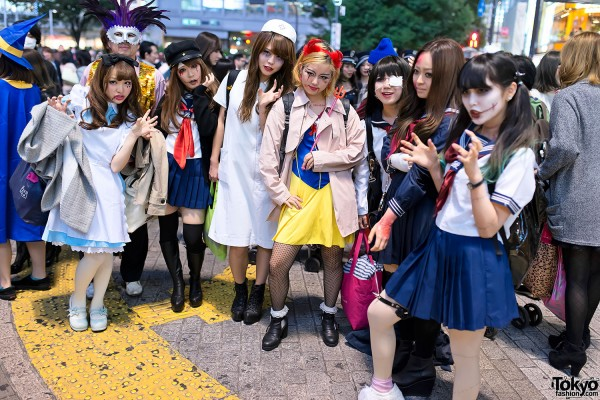 Japan Halloween Costumes (42)