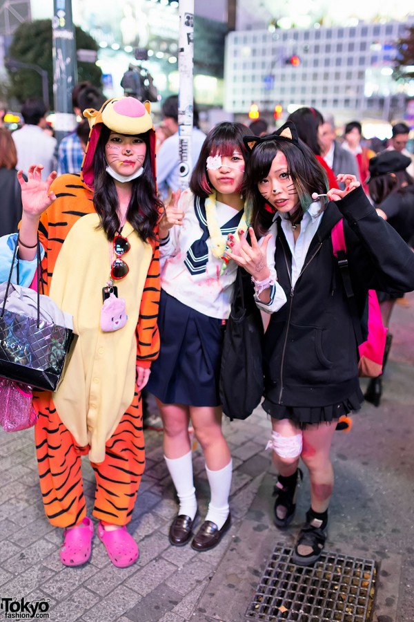 Japan Halloween Costumes (60)