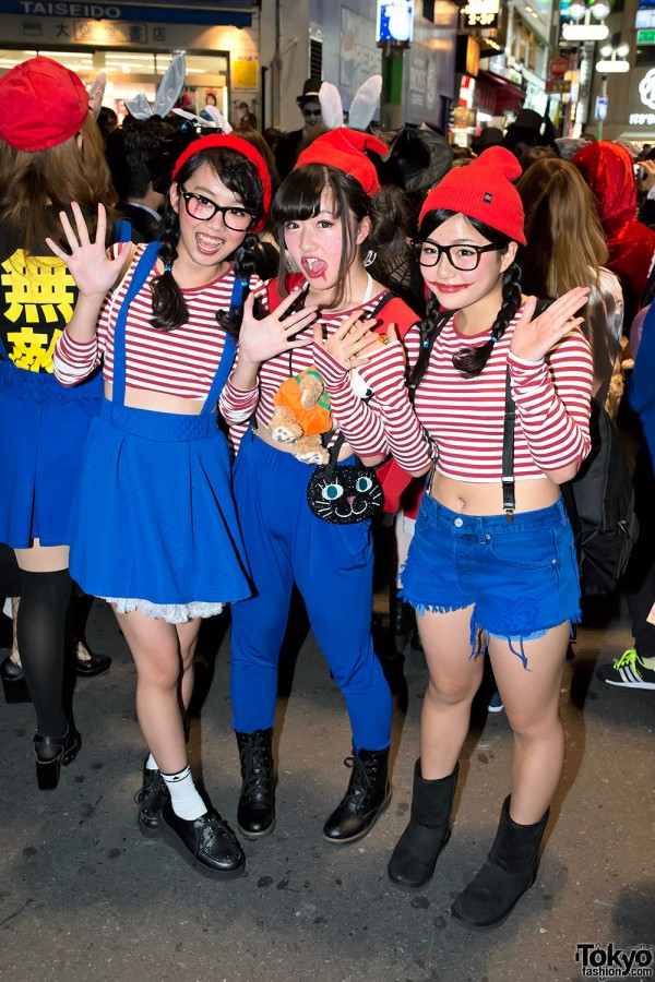 Japan Halloween Costumes (64)
