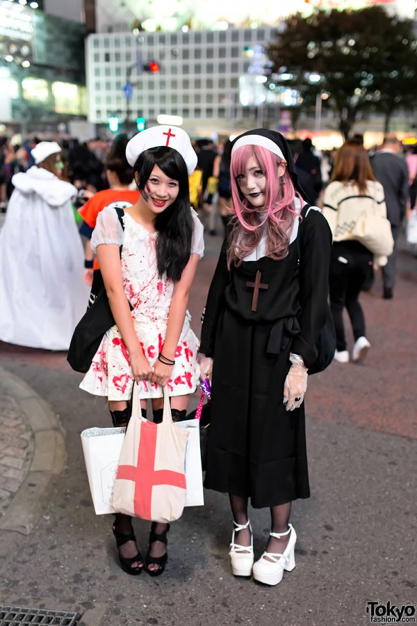 Japan Halloween Costumes (72)