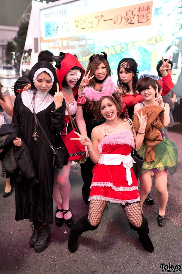 Japan Halloween Costumes (96)