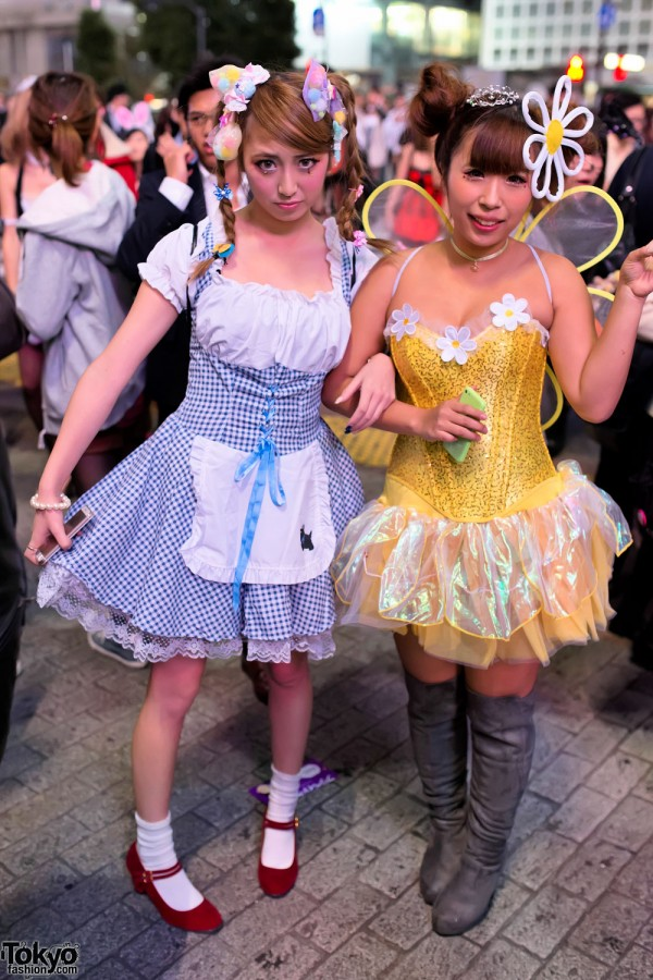 Japan Halloween Costumes (100)