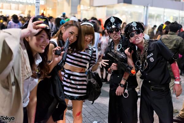 Japan Halloween Costumes