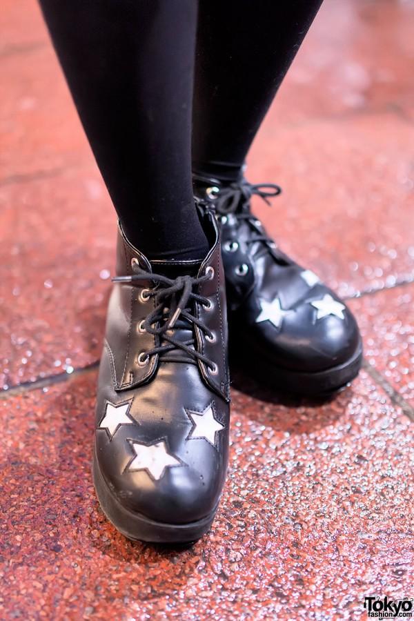 Star Shoes in Shibuya