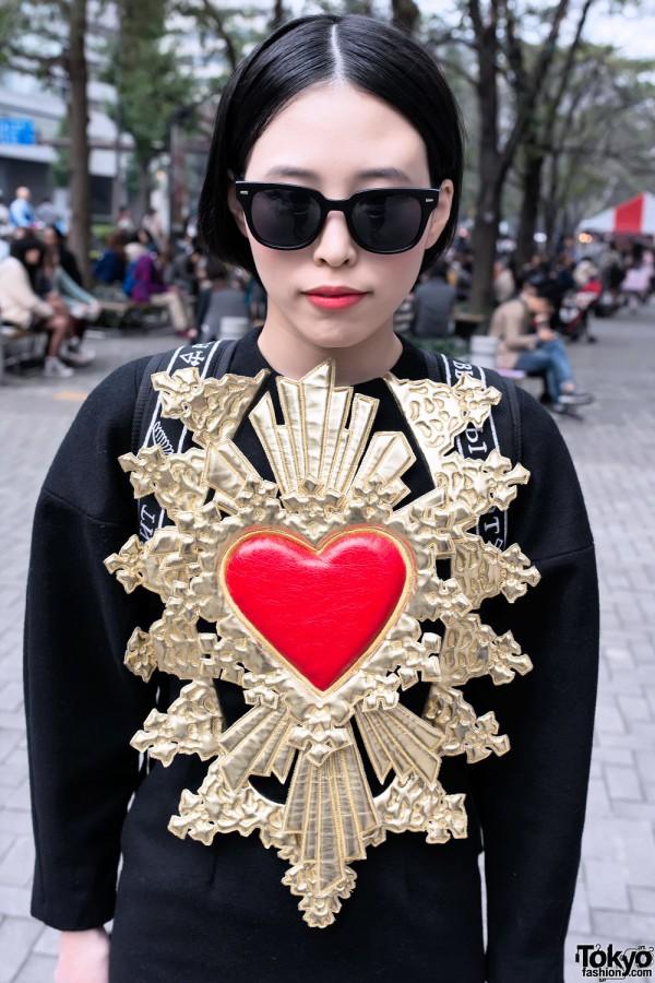 KTZ Heart Dress