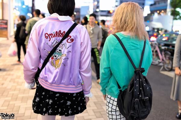 Cute Pastel Fashion in Harajuku
