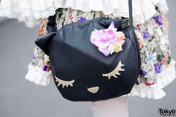 Axes Cat Bag in Harajuku