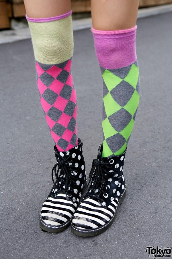 Circus Harajuku Socks