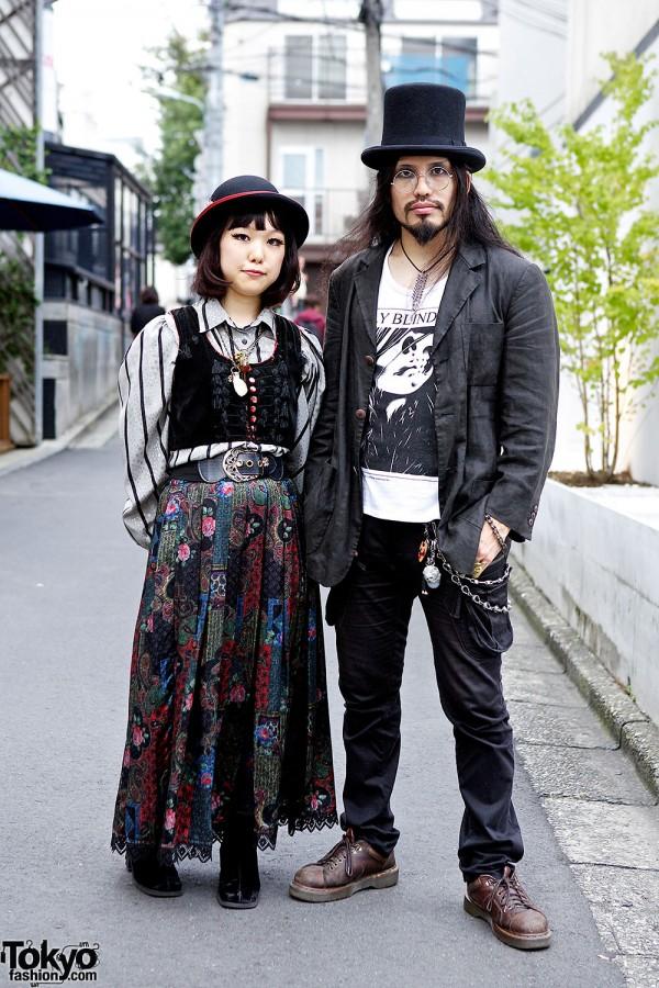Harajuku Vintage & Resale Style