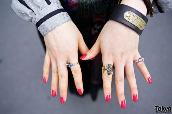 Legio Mode & Deco Rings